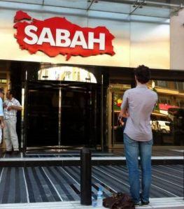 Sabah Protesto