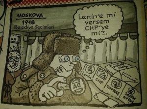 Lenin & CHP